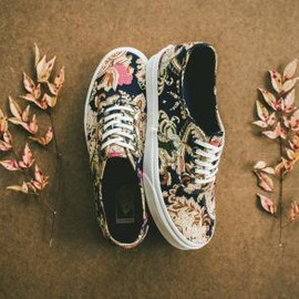 VANS - VANS AUTHENTIC CA ROYAL PAISLEY