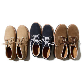 hobo - Suede Medallion Mid Shoes by Caminando