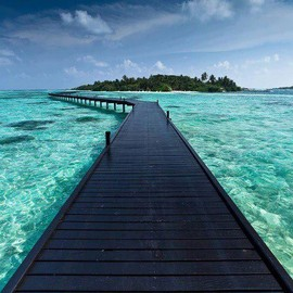 Bora Bora - Walk of Lifetime
