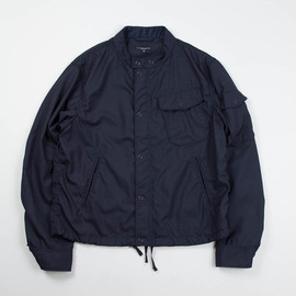 Engineered Garments - Lafayette Jacket Navy Tropical Wool