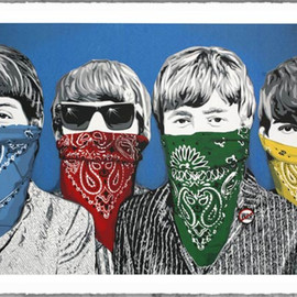 Mr. Brainwash - Beatles Bandidos