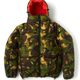 "bal, Snugpak - INSULATED JACKET ""SASQUATCH"" DPM CAMO"
