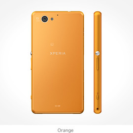 Sony Mobile Communications - Xperia™ A2 SO-04F(Orange)