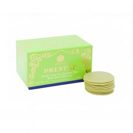 PRESTAT - Matcha Green Tea Chocolate Thins Hint of Earl Grey