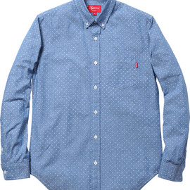 SUPREME - Polka Dot Shirt