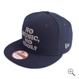NewEra - overture × NewEra x タワーレコード NO MUSIC, NO IDOL? CAP