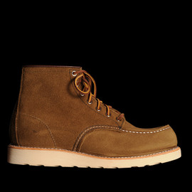RED WING - Moc Toe 6 inch in Olive 8881