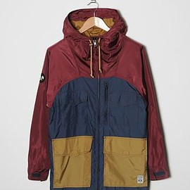 Salinas - Trainspotter Parka Jacket