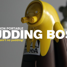 threeA Toys - AP PUDDING BOSS