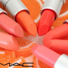 MAC - All About Orange Collection