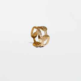 talkative - JOINT Ring / L / diamonds