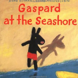 Anne Gutman - Gaspard at the Seashore (The Misadventures of Gaspard and Lisa)