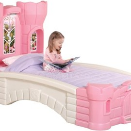 Step2 - Step2 Princess Palace Twin Bed