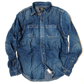 RRL - Denim Work Shirt