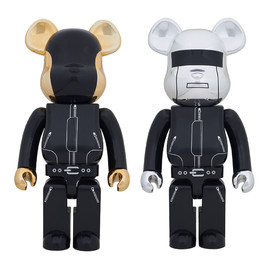 MEDICOM TOY - BE@RBRICK 1000% DAFTPUNK