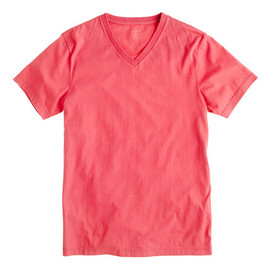 J.CREW - Broken-in V-neck tee