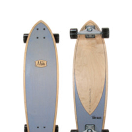 maki longboards - the quad model