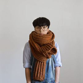 Yokoo Scarves & Accessories - The Soopascarf