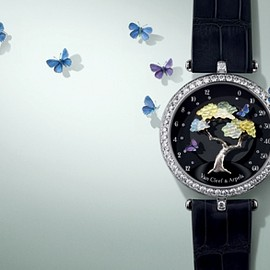 Van Cleef & Arpels - Butterfly Symphony - Poetic Complication
