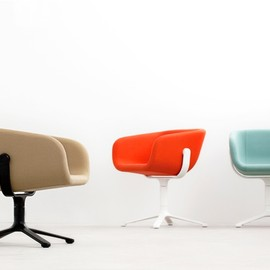 DZGN / KiBiSi . scoop, for Globe Zero 4 - chair