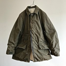 "nest of manure - 1950-1960 Vintage ""Dumont d'Urville"" Old French Style Hunting Jacket"