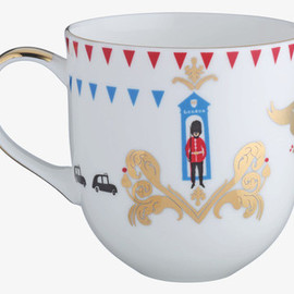 Habitat - LIZZIE London mug