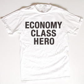 Virgin - Economy Class Hero T-shirts