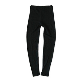 Tam Silk - LEGGINGS BLACK
