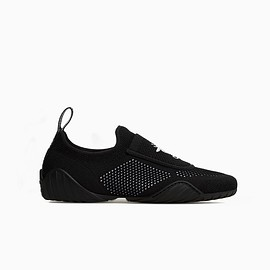 Christian Dior - SS2018 TRAINER IN BLACK TECHNICAL KNIT SNEAKER
