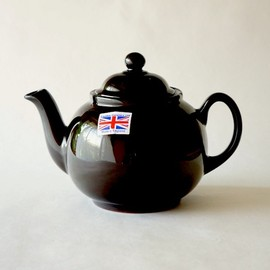 cauldon ceramics Ltd - cauldon ceramics Ltd / brown betty teapot / 4cup / england new