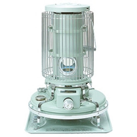 BLUE FLAME HEATER (White)