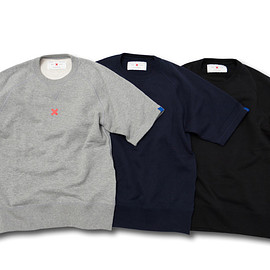 Best Made Company, LOOPWHEELER, HUNDREDSON - LW LIGHT S/S SWEAT