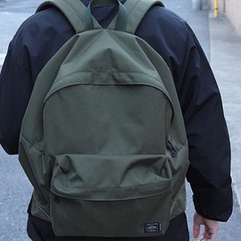 "MIN-NANO, PORTER - Backpack ""OLIVE"""