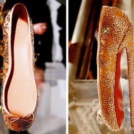 Christian Louboutin - ballet shoes