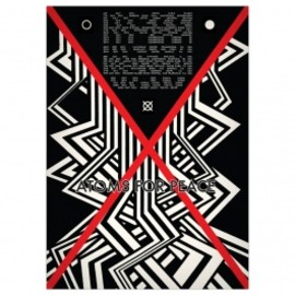 atoms for peace - AMOK 2013 TOUR POSTER