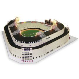 The Museum Quality 1/8 Scale 1961 Yankee Stadium - The Museum Quality 1/8 Scale 1961 Yankee Stadium
