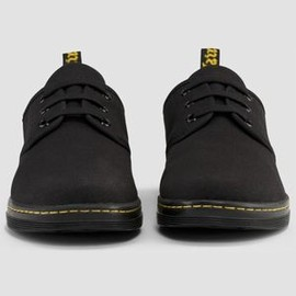 Dr.Martens - SOHO 3EYE SHOE BLACK CANVAS