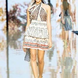 JUST CAVALLI - Dress, 2015 Spring and Summer Collection