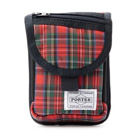 PORTER×BEAMS WORKS - DIGITAL CAMERA CASE <CHECK>