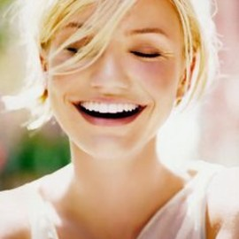Cameron Diaz - big smile ☺