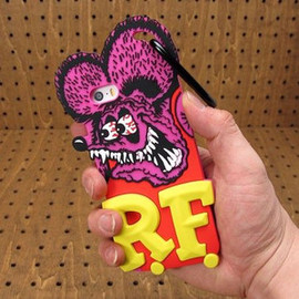 RAT FINK iPhone5/5s ケース (PINK)