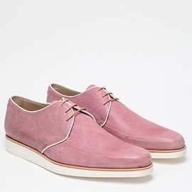 Mr. Hare - King Tubby Creeper Shoes in Soft Pink