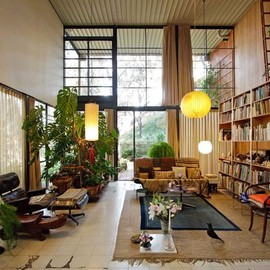 Charles and Ray Eames - Eames-House