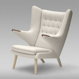 "Hans J Wegner - ""Papa Bear"" Chair"