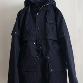 Waste(twice) - mountaineers anorak