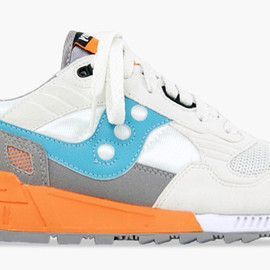 SAUCONY - Saucony Shadow 5000 – Orange/Blue