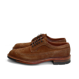 Alden for FrenchTrotters - FrenchTrotters Longwing Suede