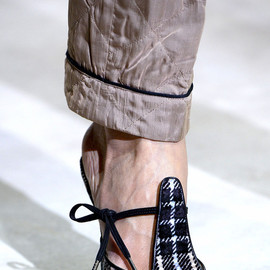 Dries Van Noten - pants&shoes