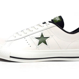 "CONVERSE - ONE STAR J ""made in JAPAN"" ""LIMITED EDITION for STAR SHOP"""