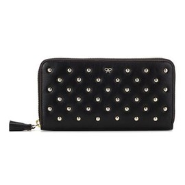 ANYA HINDMARCH - Joss Velvet Calf in Black